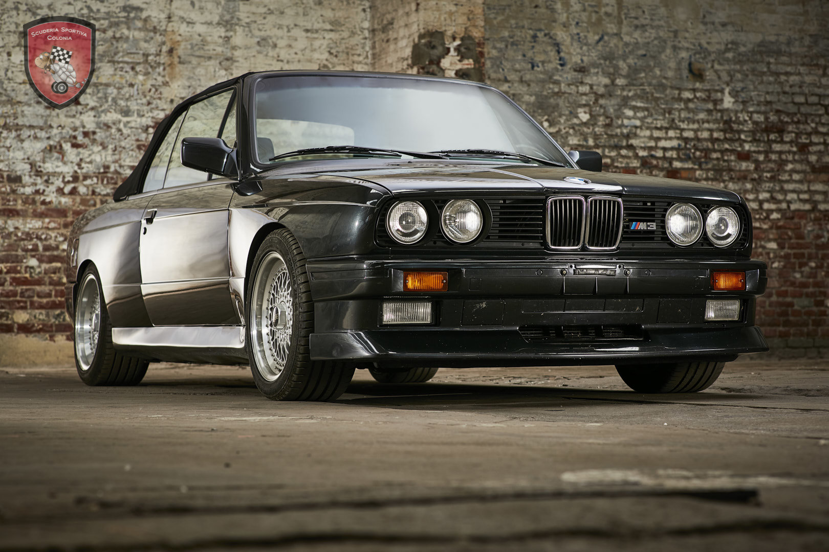 1992 Preserved BMW M3 cabriolet For Sale (picture 4 of 12)