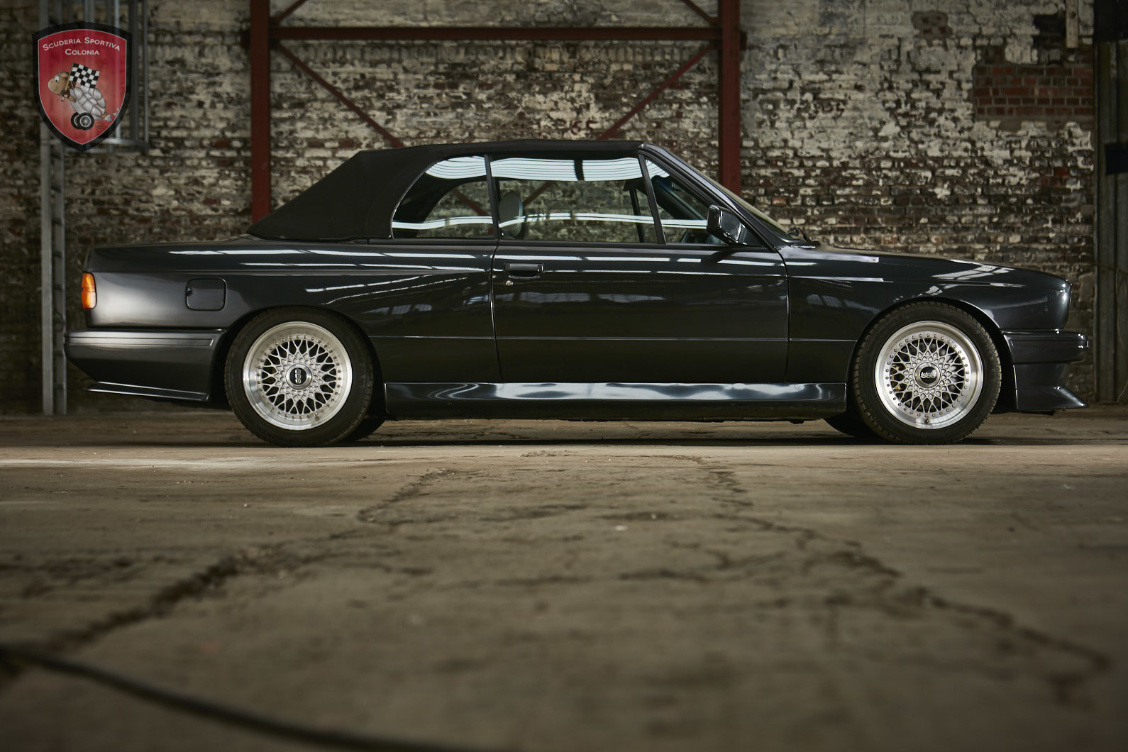 1992 Preserved BMW M3 cabriolet For Sale (picture 6 of 12)