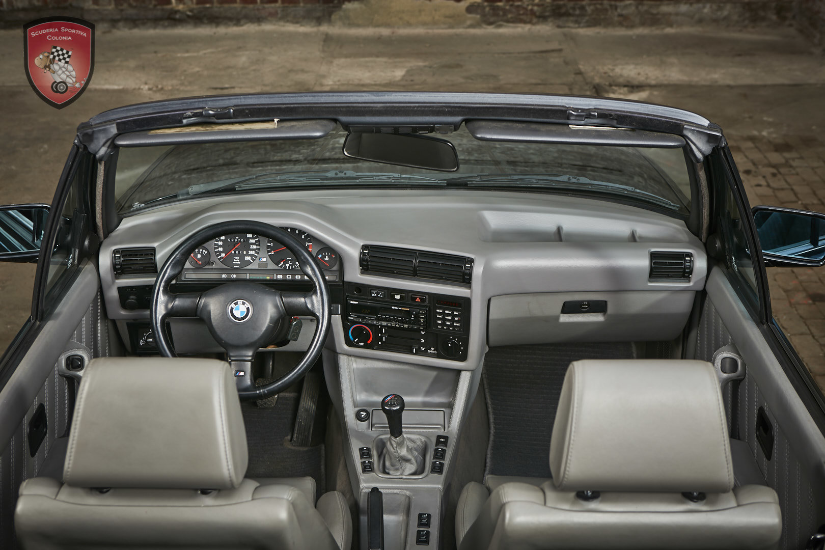 1992 Preserved BMW M3 cabriolet For Sale (picture 11 of 12)