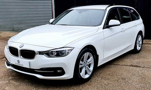 Picture of 2018 320D ED Sport Touring Efficient Dynamics - BMW WARRANTY SOLD