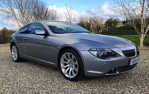 Picture of 2004 BMW 645 Ci V8 SPORTS COUPE - JUST 38,250 MILES - PRISTINE For Sale