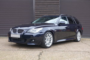 Picture of 2007 BMW E61 530i M-Sport Touring Automatic (42,684 miles) For Sale