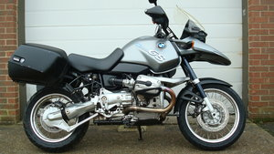Picture of 2003-03 BMW R1150GS LOW MILEAGE FOR YEAR SOLD