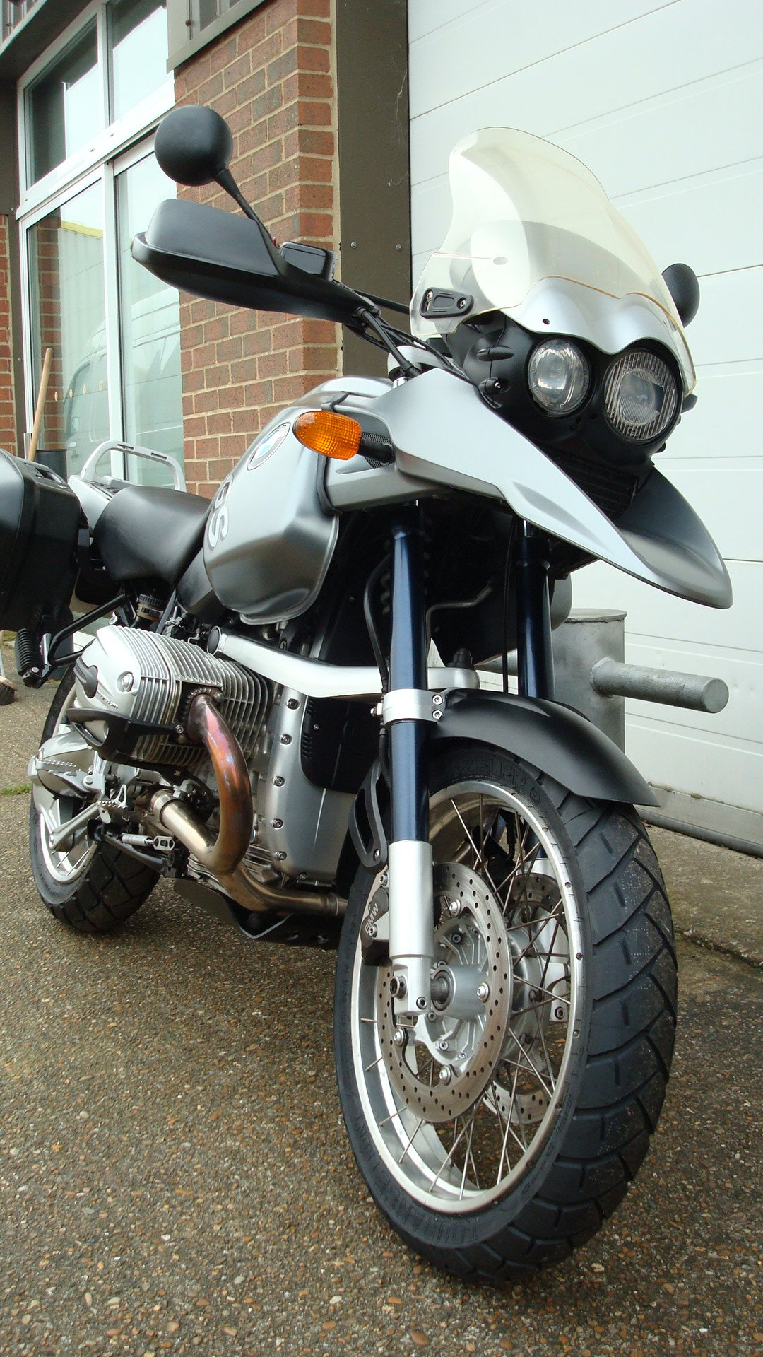 2003-03 BMW R1150GS LOW MILEAGE FOR YEAR SOLD (picture 2 of 10)