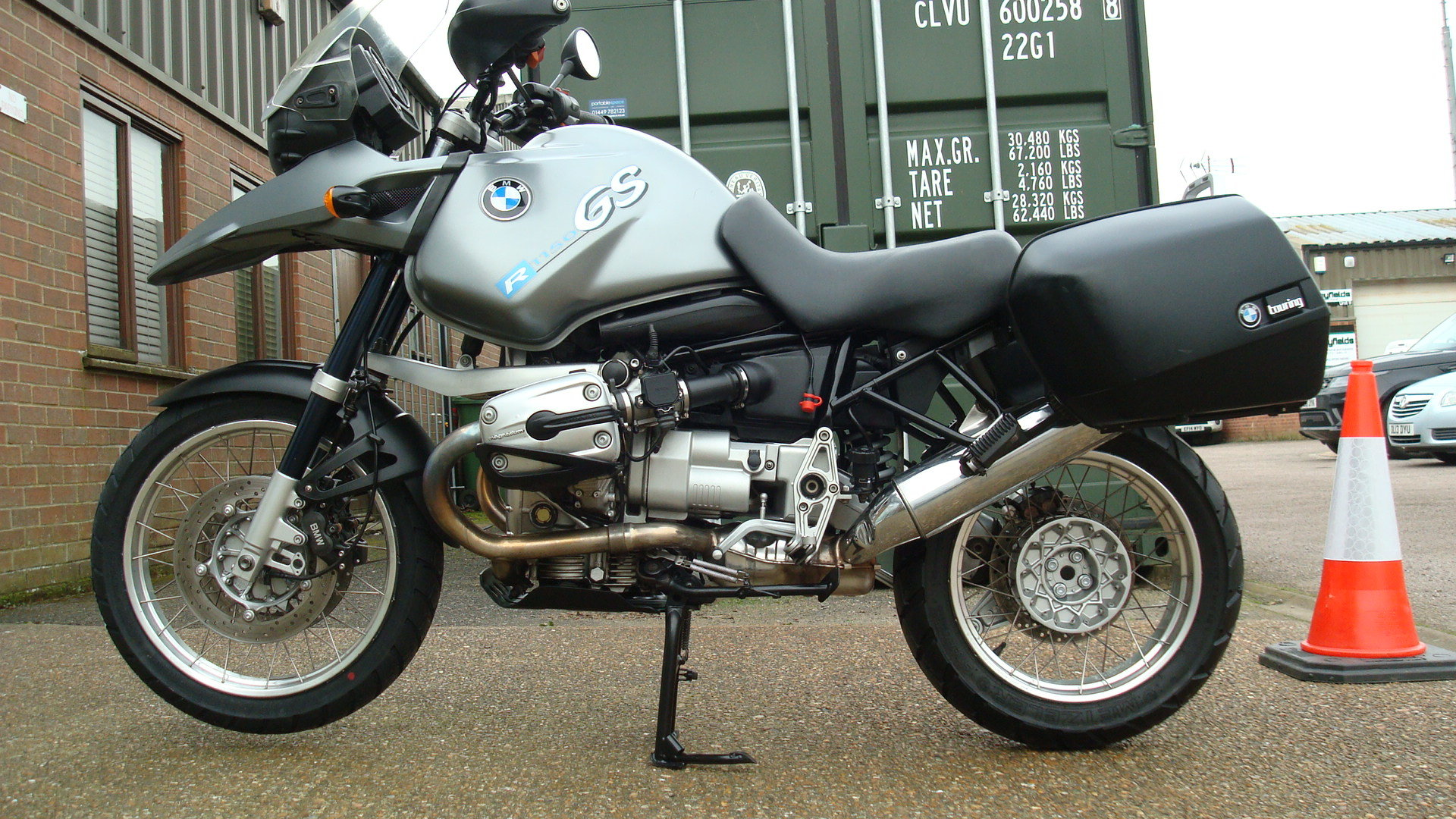 2003-03 BMW R1150GS LOW MILEAGE FOR YEAR SOLD (picture 10 of 10)