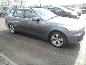 Picture of S.E DIESEL 3LTR 530 D ESTATE WITH LEATHER NOV MOT F.S.H 2006 For Sale