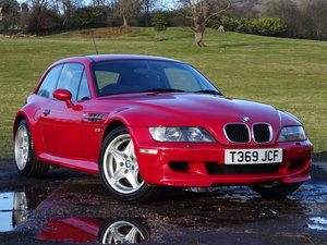 Picture of 1999 BMW Z3M Imola Red 65,000 miles For Sale