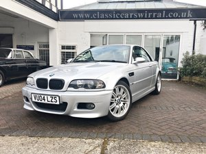 Picture of 2004 BMW E46 M3 CONVERTIBLE MANUAL For Sale