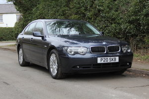 Picture of 2002 BMW 745i - 22500 Miles from new For Sale
