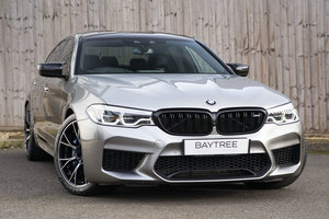 Picture of 2019 BMW M5 Competition Saloon Saloon 4.4 Automatic Petrol For Sale