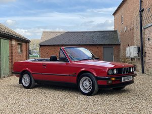 Picture of 1988 BMW 325i (E30) Automatic Cabriolet SOLD