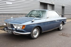 Picture of 1968 UK  RHD  BMW  2000  CS  VERY RARE For Sale