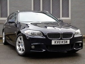 Picture of 2011 BMW 5 Series 3.0 530d M Sport Touring 5dr SOLD