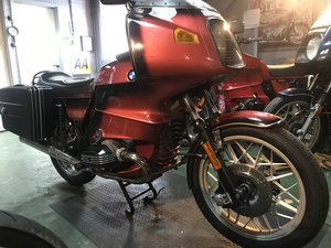 Picture of 1978 BMW R100RS For Sale