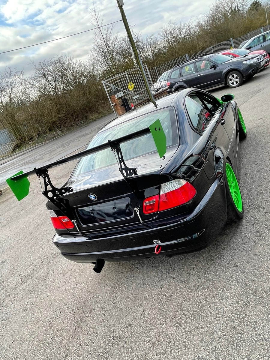 2003 BMW M3 E46 RACE/TRACK CAR For Sale (picture 5 of 25)