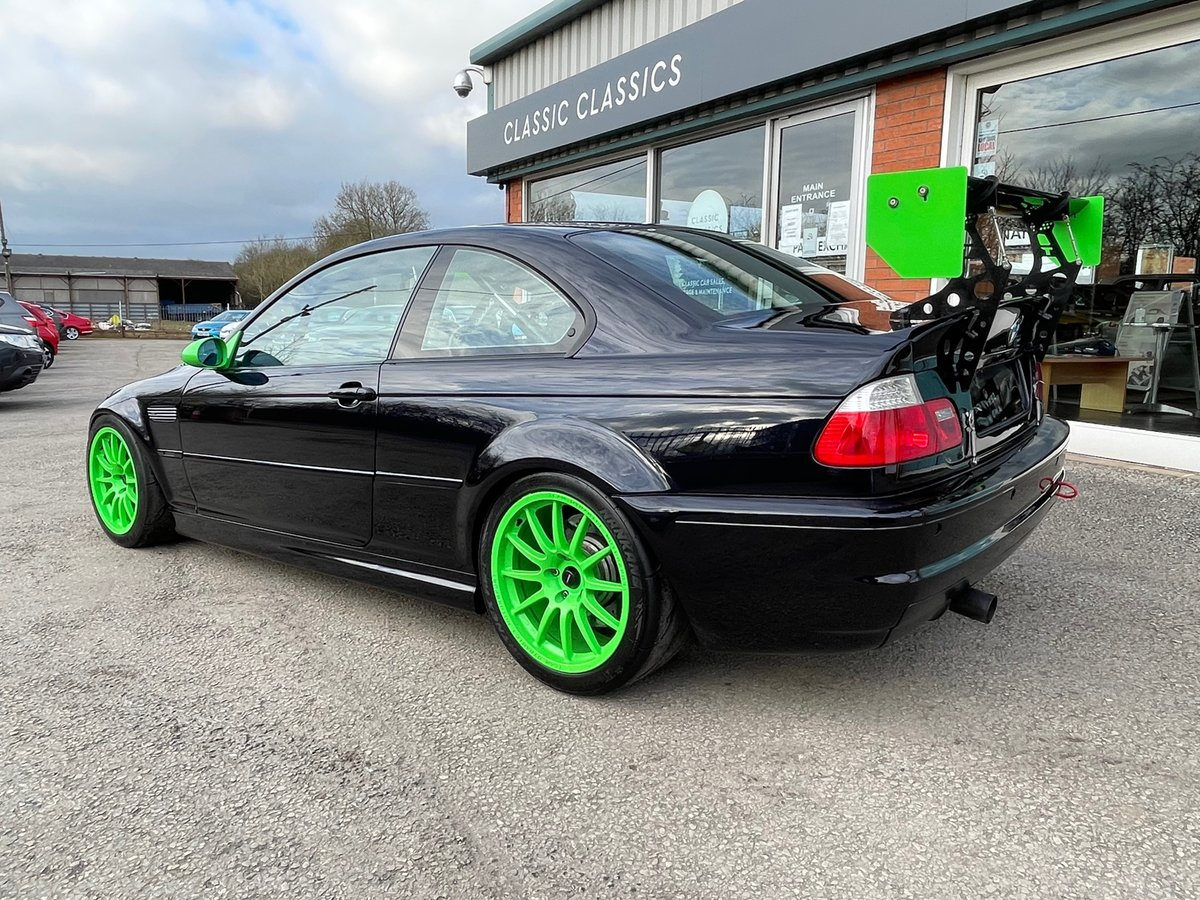 2003 BMW M3 E46 RACE/TRACK CAR For Sale (picture 7 of 25)