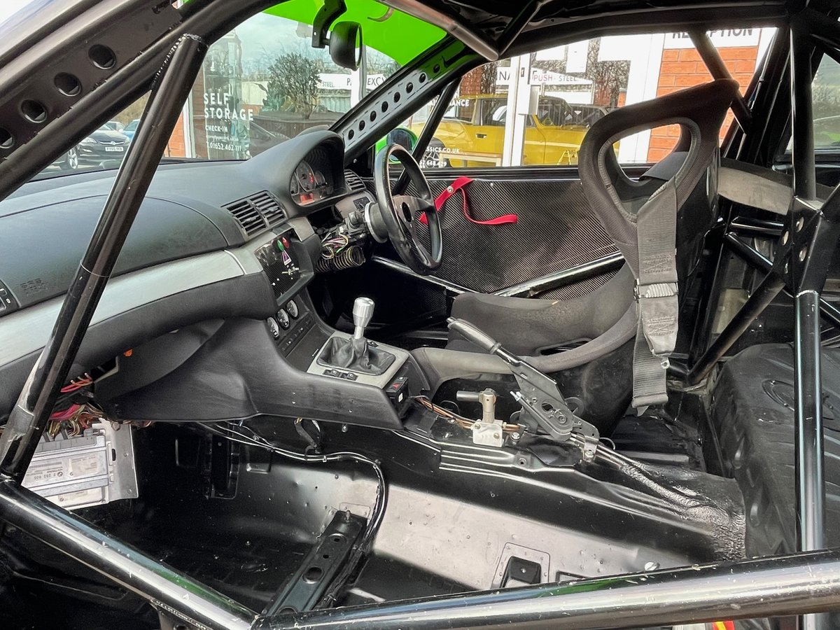 2003 BMW M3 E46 RACE/TRACK CAR For Sale (picture 11 of 25)