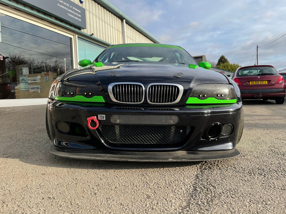 2003 BMW M3 E46 RACE/TRACK CAR For Sale (picture 22 of 25)