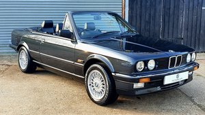 Picture of 1990 Stunning BMW E30 325i Convertible - Hardtop - Sports Leather SOLD