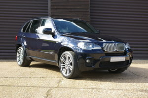Picture of 2012 BMW E70 X5 40d M-Sport XDrive Auto 7 Seats (65,000 miles) SOLD