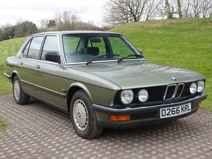 Picture of 1986 BMW 520i For Sale by Auction