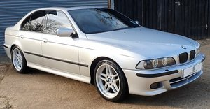 Picture of 2002 Only 29,000 Miles - Stunning BMW E39 540 4.4 V8 Sport SOLD