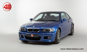 Picture of 2002 BMW E46 M3 SMG Coupe /// Just 66k Miles For Sale