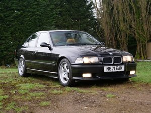 Picture of 1996 BMW M3 E36 Evolution Saloon- 47000 miles only For Sale by Auction