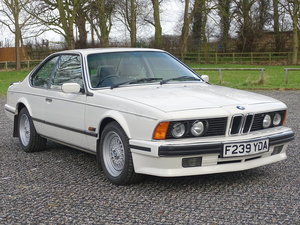 Picture of 1988 BMW 635 CSi Highline For Sale by Auction