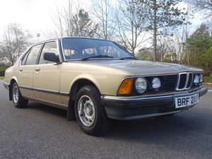 Picture of 1982 BMW 728i For Sale by Auction