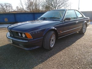 Picture of 1988 BMW 635CSi Highline For Sale