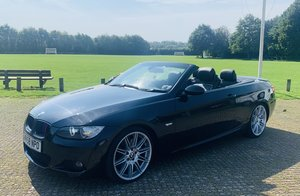 Picture of 2008 bmw 325i m sport convertible 3.0 petrol auto swap px For Sale