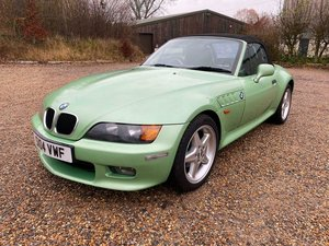 Picture of Glorious 1998 BMW Z3 2.8I Manual, Rare Factory Colour For Sale