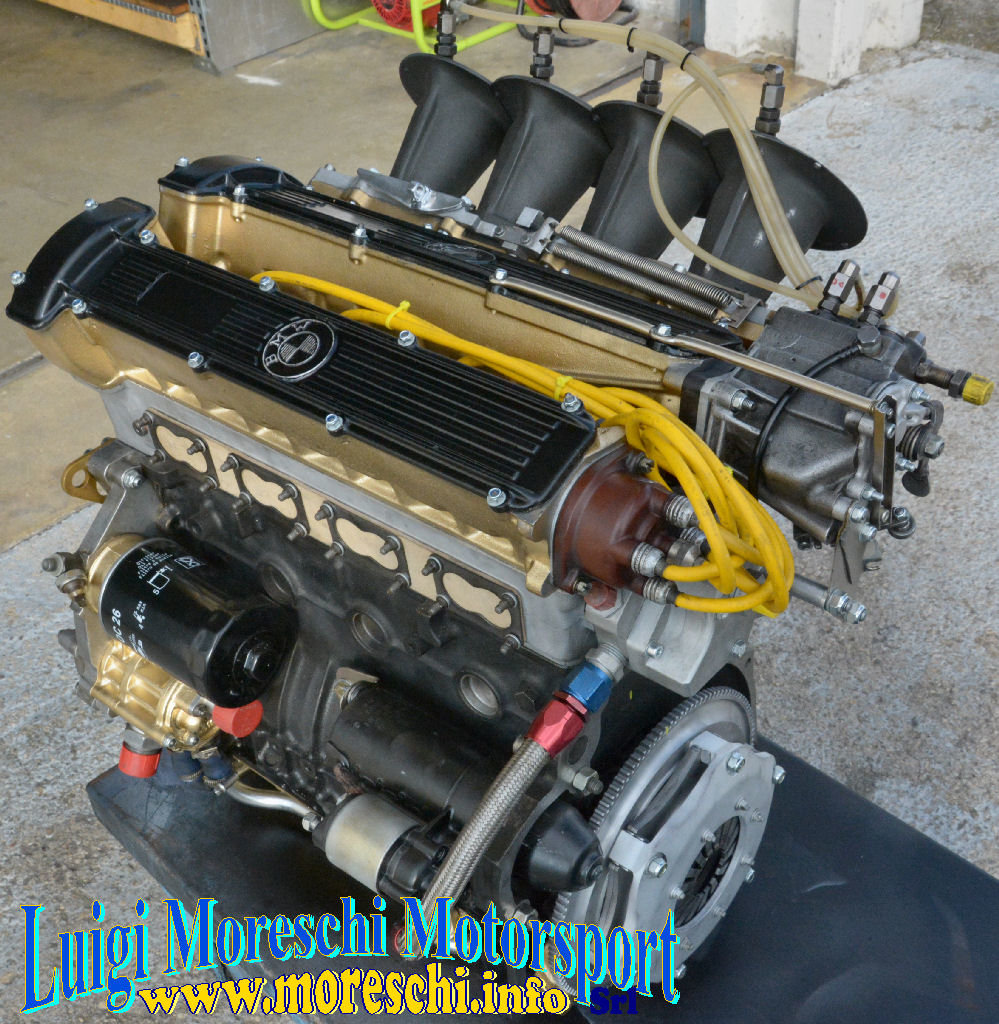 1975 BMW M12/7 F2 Engine For Sale (picture 2 of 12)