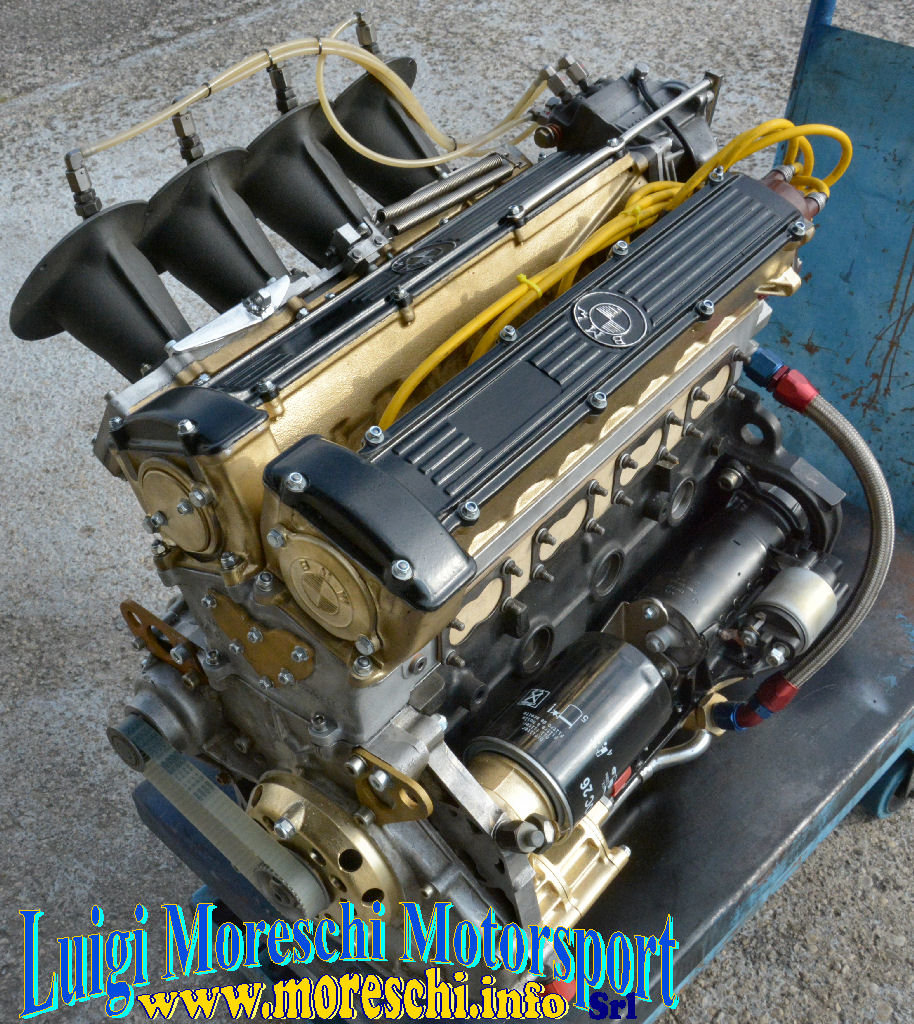 1975 BMW M12/7 F2 Engine For Sale (picture 3 of 12)