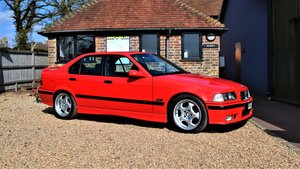 Picture of 1996 BMW E36 M3 Evo Saloon For Sale