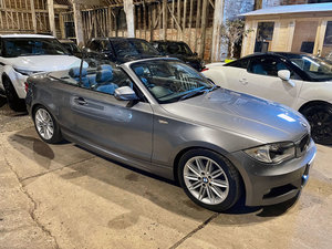 Picture of 2010 BMW 120i M Sport Auto Convertible Great Spec+RAC Approved For Sale