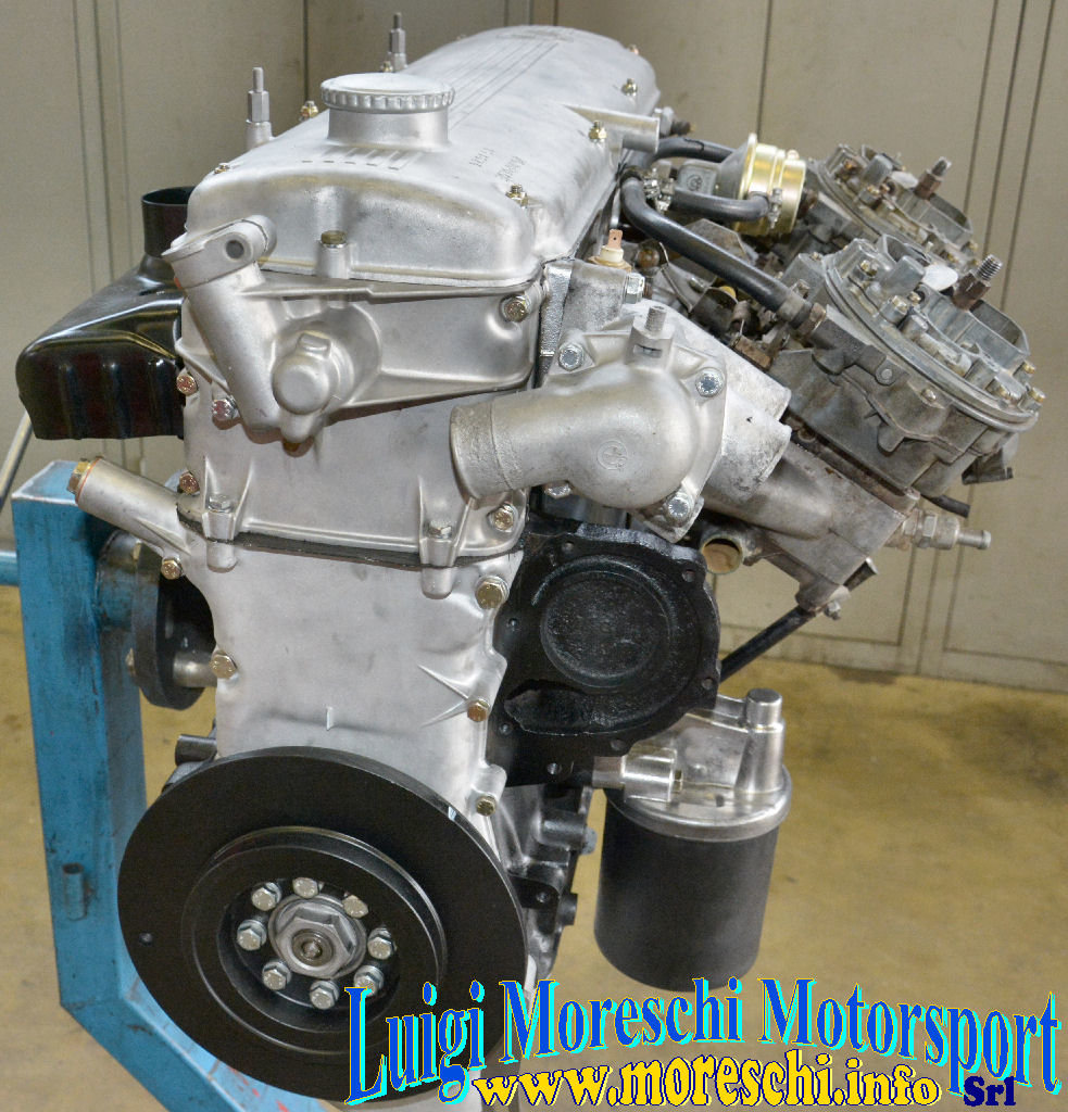1972 BMW M30B28V Engine - BMW 2800 Cs  E9 For Sale (picture 7 of 12)