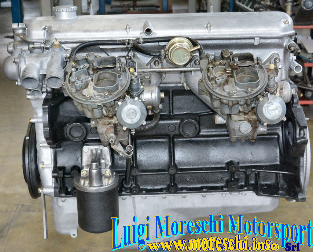 1972 BMW M30B28V Engine - BMW 2800 Cs  E9 For Sale (picture 8 of 12)