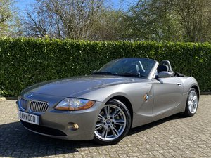 Picture of 2003 A RARE Low Mileage Manual BMW Z4 - 2 OWNERS - FSH - SUPERB! For Sale
