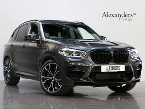 Picture of 2019 19 69 BMW X3M COMPETITON XDRIVE AUTO For Sale
