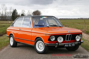 Picture of 1974 BMW 2002 Touring Rally Original Dutch delivered car For Sale