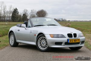 Picture of 1997 BMW Z3 1.8 Roadster with only 21.382 KM For Sale