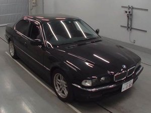 Picture of 735i Sport 1999 with only 30865 miles rust free original For Sale