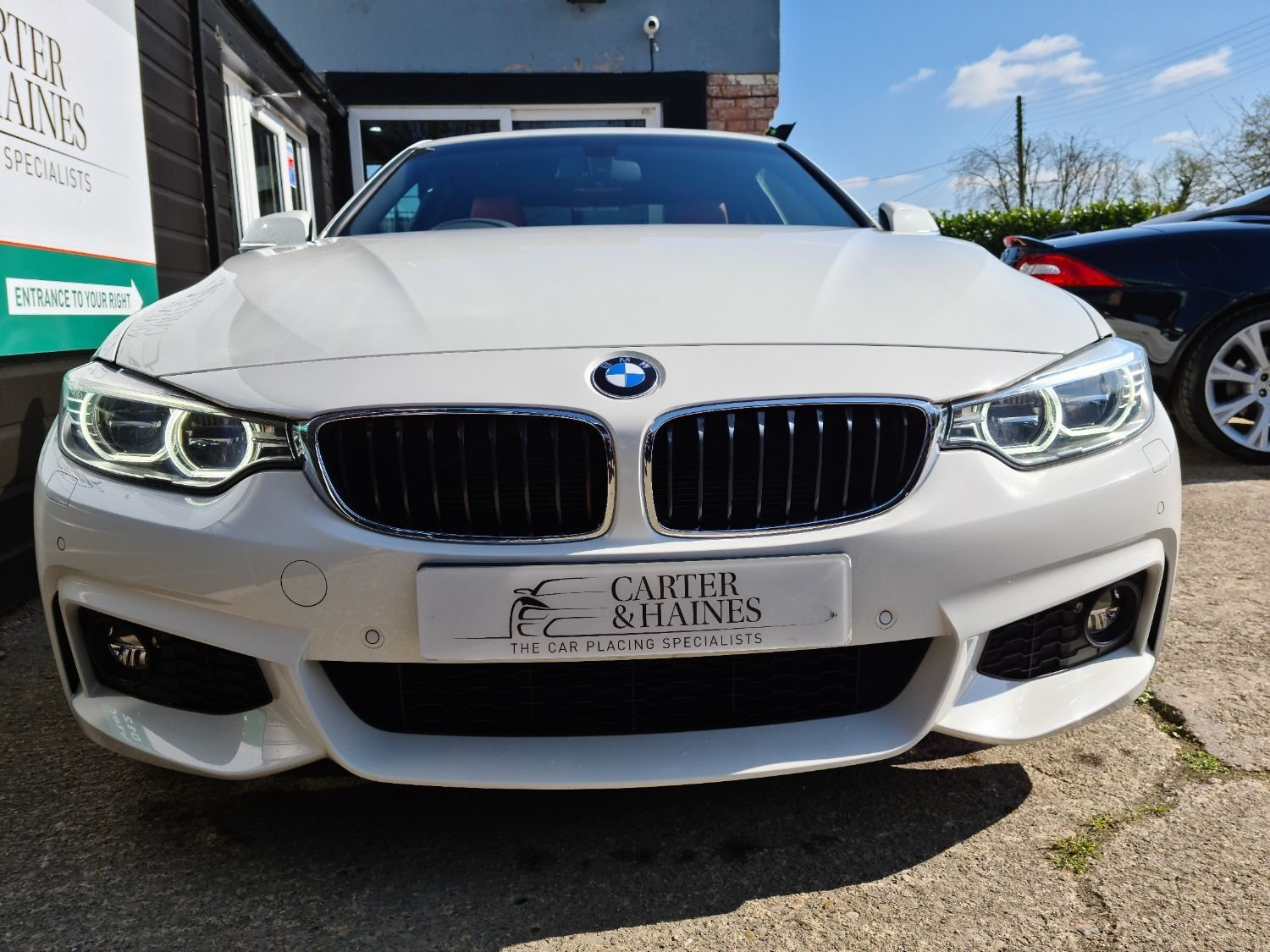 4 SERIES COUPE 430D M SPORT (2015/15) SOLD (picture 8 of 18)
