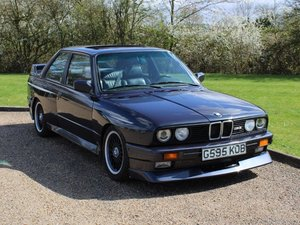 Picture of 1989 BMW E30 M3 Cecotto Edition LHD at ACA 1st and 2nd May For Sale by Auction
