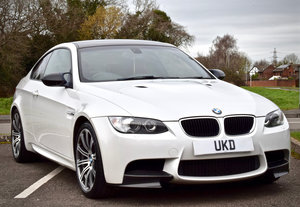 Picture of BMW M3 4.0 V8 COUPE WHITE 2012 E92 For Sale