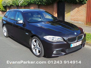 Picture of 2012 BMW 520d M Sport Touring Estate Auto with Pro Nav For Sale