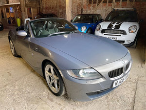 Picture of 2008 BMW Z4 2.5i Sport Auto 1 Owner+Low Mileage+RAC Approved For Sale