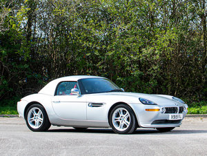 Picture of 2000 BMW Z8 Roadster with Hardtop For Sale by Auction